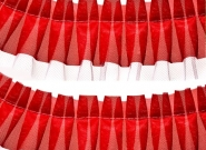 Τούλι κόκκινο για τούρτες  10 μέτρα