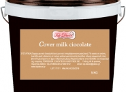 Κόβερ σοκολάτας Γάλακτος