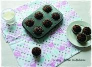 Καρτέλα mini muffins 6 τεμαχίων